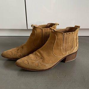 Zara Ankle Booties Womens Size 9
